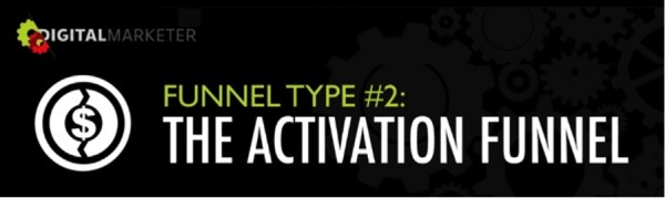 Conversion Funnel Type: Activation Funnel