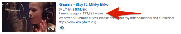 Sidebar Ad in YouTube
