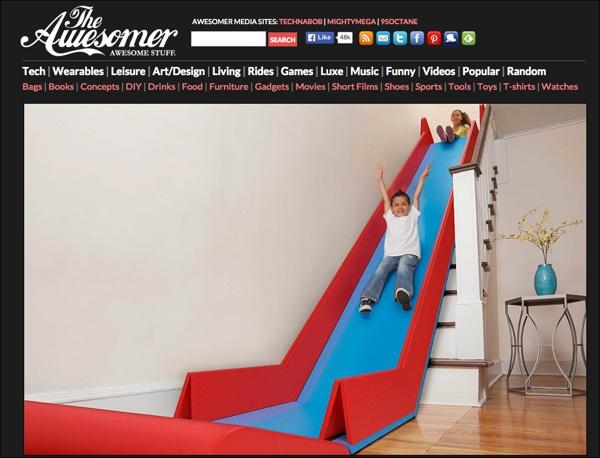 The SlideRider