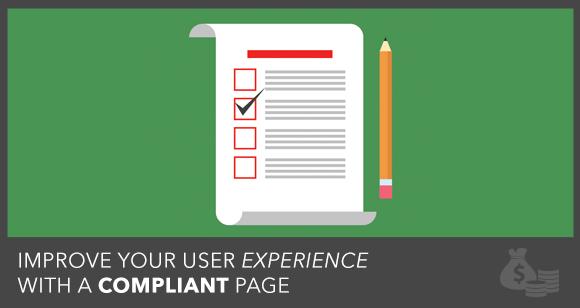 Google Compliant Landing Page Checklist