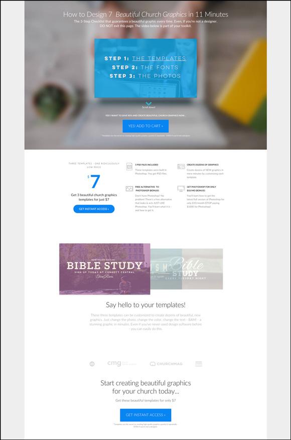 Pro Church Tools Tripwire CTA