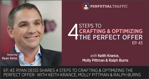 Episode 43: Ryan Deiss Shares 4 Steps to Crafting and Optimizing the Perfect Offer