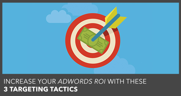 Increase AdWords ROI
