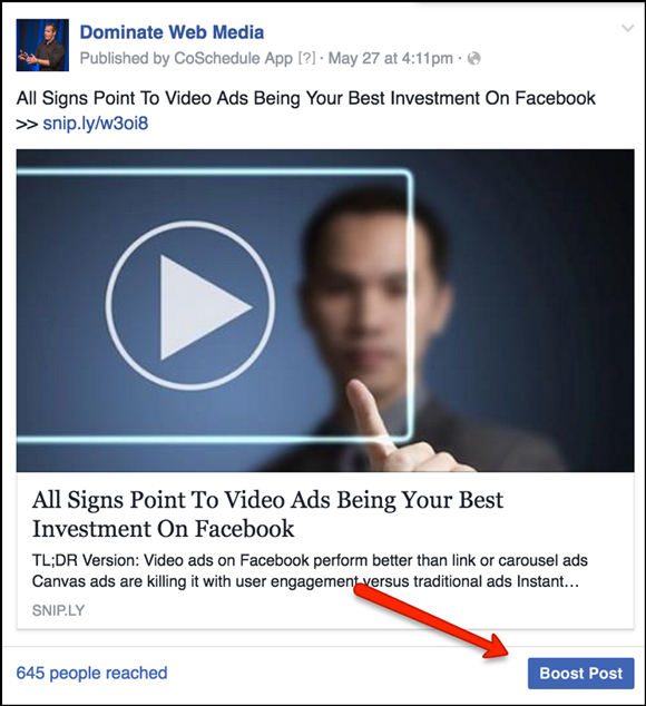 how to download video from facebook post