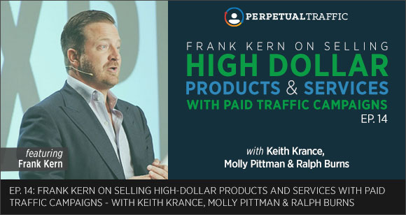frank kern on how to determine what to sell