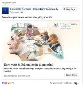 concordia-facebook-ad
