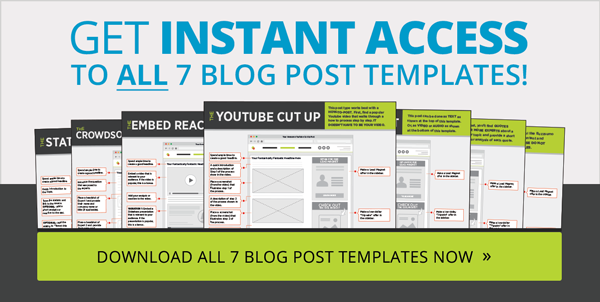 Aggregating blog content 55825 visits to a blog post we didnt blog post templates click on the image below to learn more maxwellsz