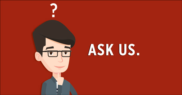 "DigitalMarketer's ""Ask us"" Messenger image"