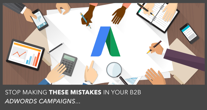 How One B2B Company 9x Their Lead Generation by Fixing 3 AdWords Mistakes