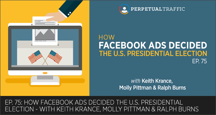 presidential election facebook ads