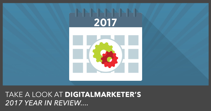 DigitalMarketer Year in Review
