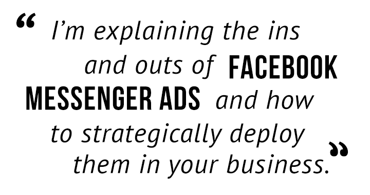 Facebook Messenger Ads: How to Use Them in Your Business