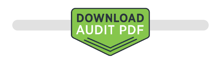 Download the Landing Page Audit