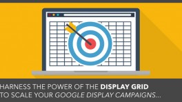 [Part 1] The Display Grid: How to Scale Your AdWords Display Campaigns Profitably with Laser-Focused Targeting and the Right Choice of Ad Type