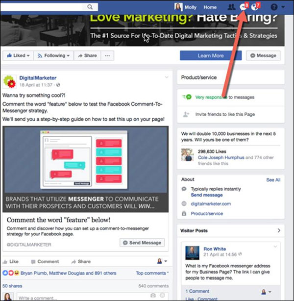 how to set up an ad account on facebook