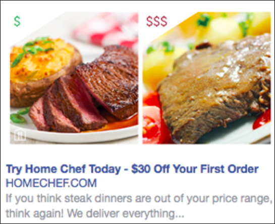 Home-Chef-Facebook-ad