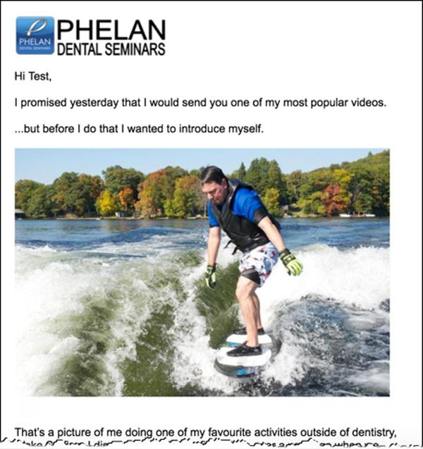 Phelan Dental Email Campaign #4