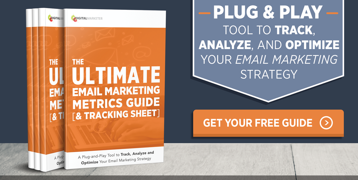 Get your free guide to track, analyze, and optimize your email marketing strategy.