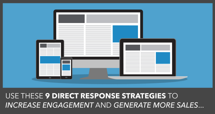 direct response strategies