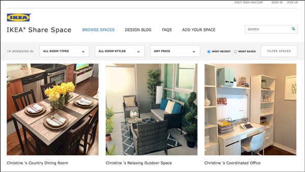 Ikea Share Space