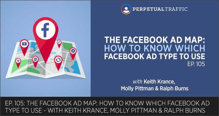which facebook ad type to use