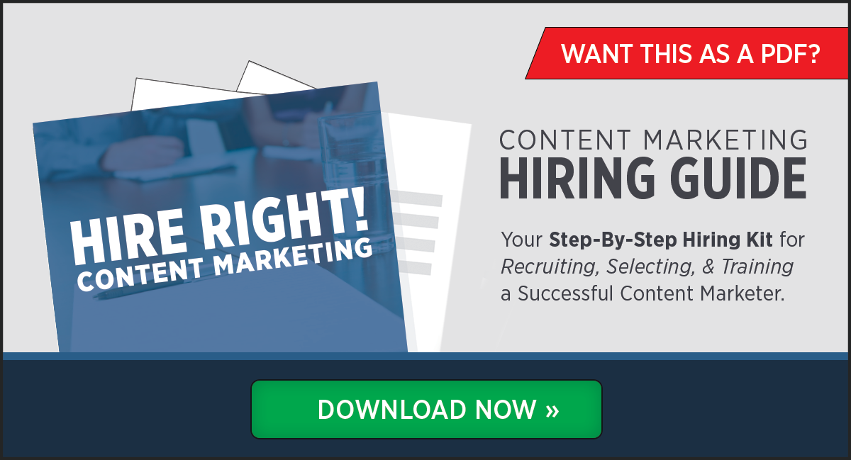 Want this hiring guide as a PDF? Swipe it here and we'll send it right over!
