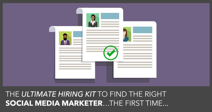 hire a Social Media Marketer