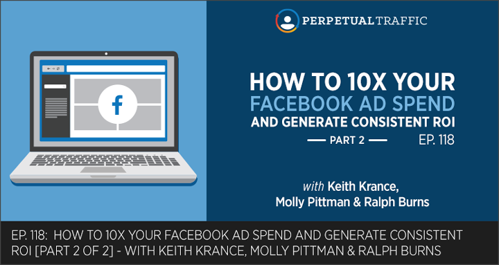 scale facebook ad spend formula