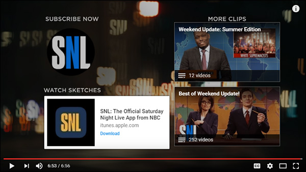 How to Use YouTube End Screens to Get More Visitors, Sales