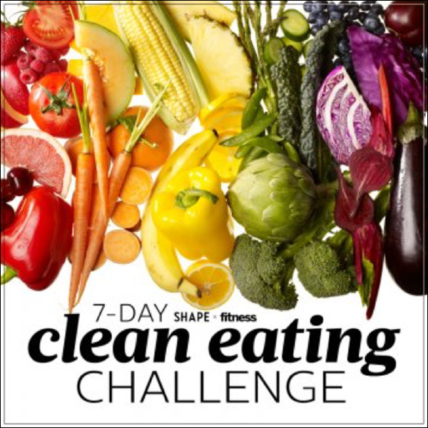The 7-Day Clean Eating Challenge