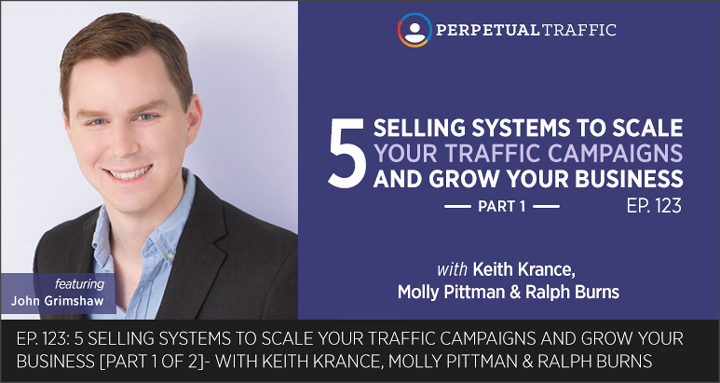 define selling system goals