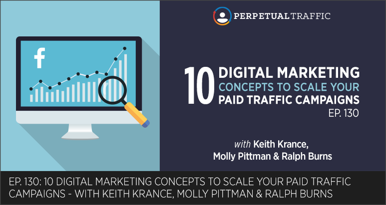 digital marketing concepts to scale paid traffic campaigns
