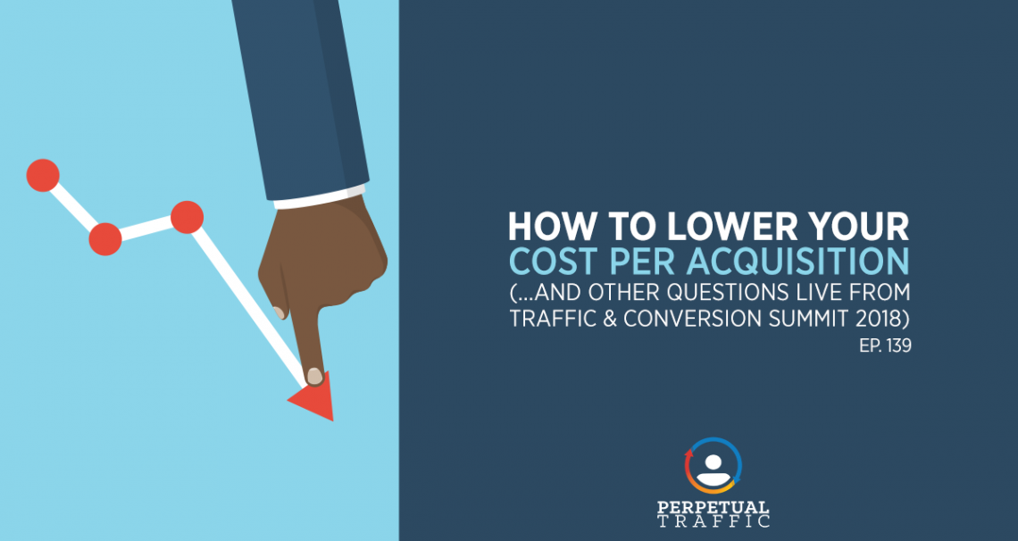 traffic and conversion summit questions answered live