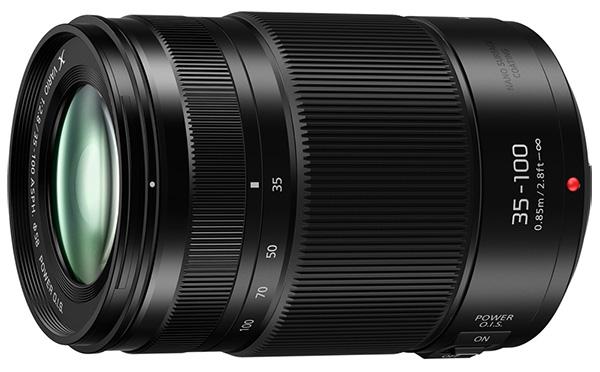 35-100mm lumix GX Vario lumix/panasonic lens