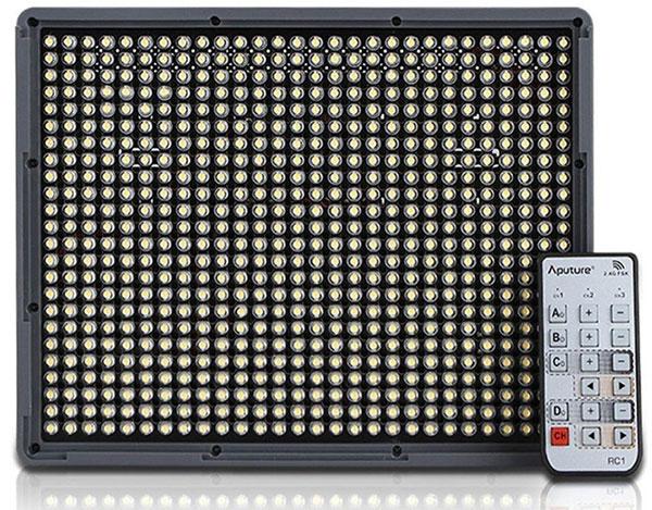 LED lighting panel with high CRI
