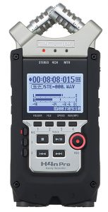 Zoom Field Recorder