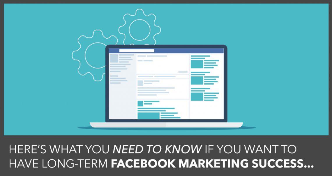 long-term facebook marketing success
