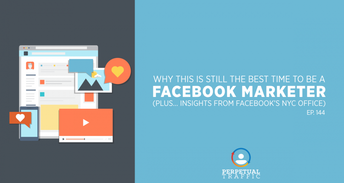 best time to be a facebook marketer