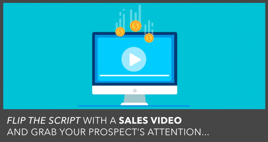 generate customers with a sales video