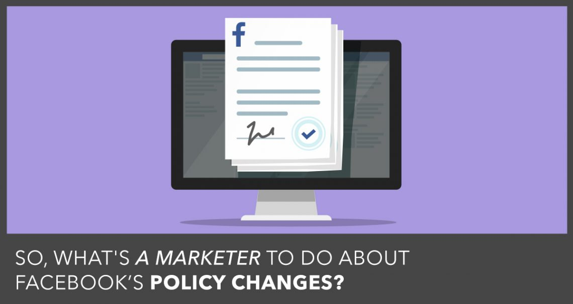 facebook marketing new policy