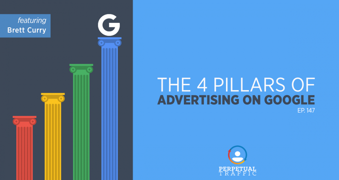 leverage Google's advertising platform