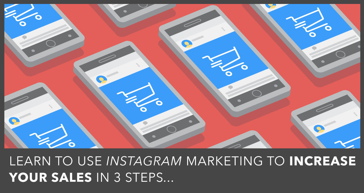 use instagram marketing to generate sales