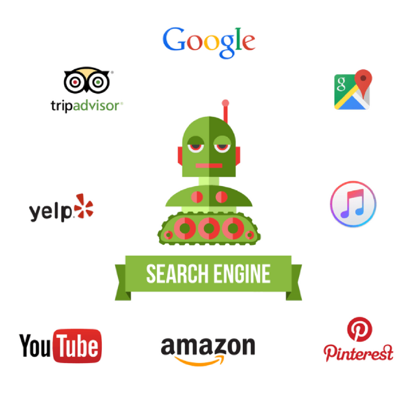 Image of seo audit search engine graphic