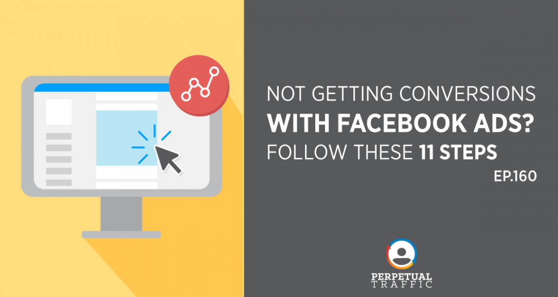 Facebook ad conversion troubleshooting