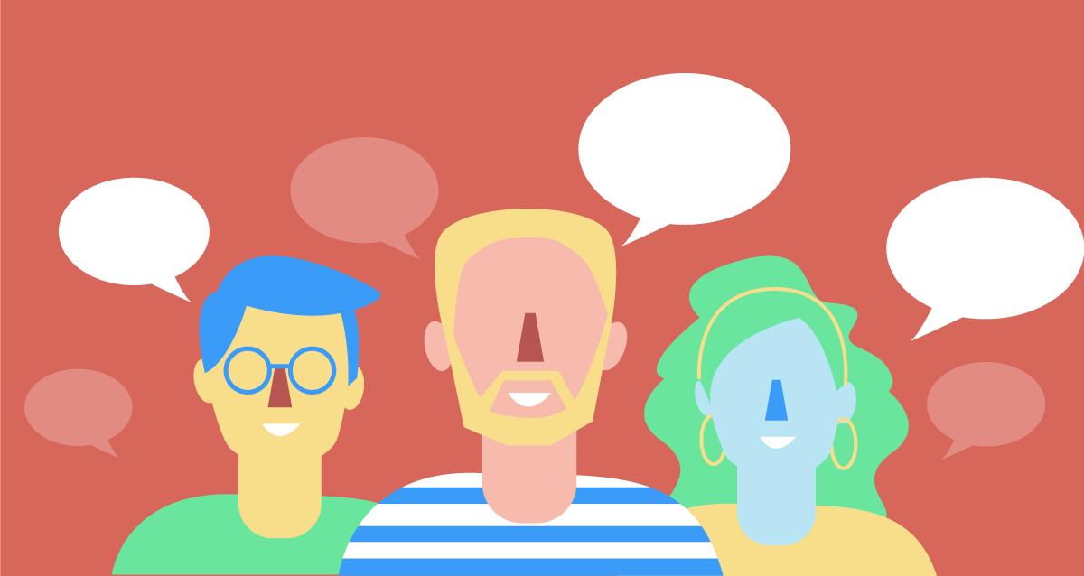 Community-building Content