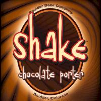 Boulder Chocolate Shake Porter
