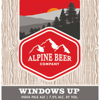 Alpine Windows Up