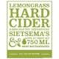 Sietsema Orchards Lemon Grass Cider