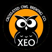 Cross-Eyed Owl logo