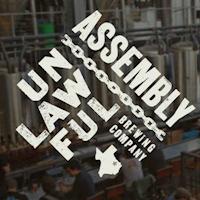 Unlawful Assembly Logo
